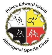 PEI Aboriginal Sports Circle Logo