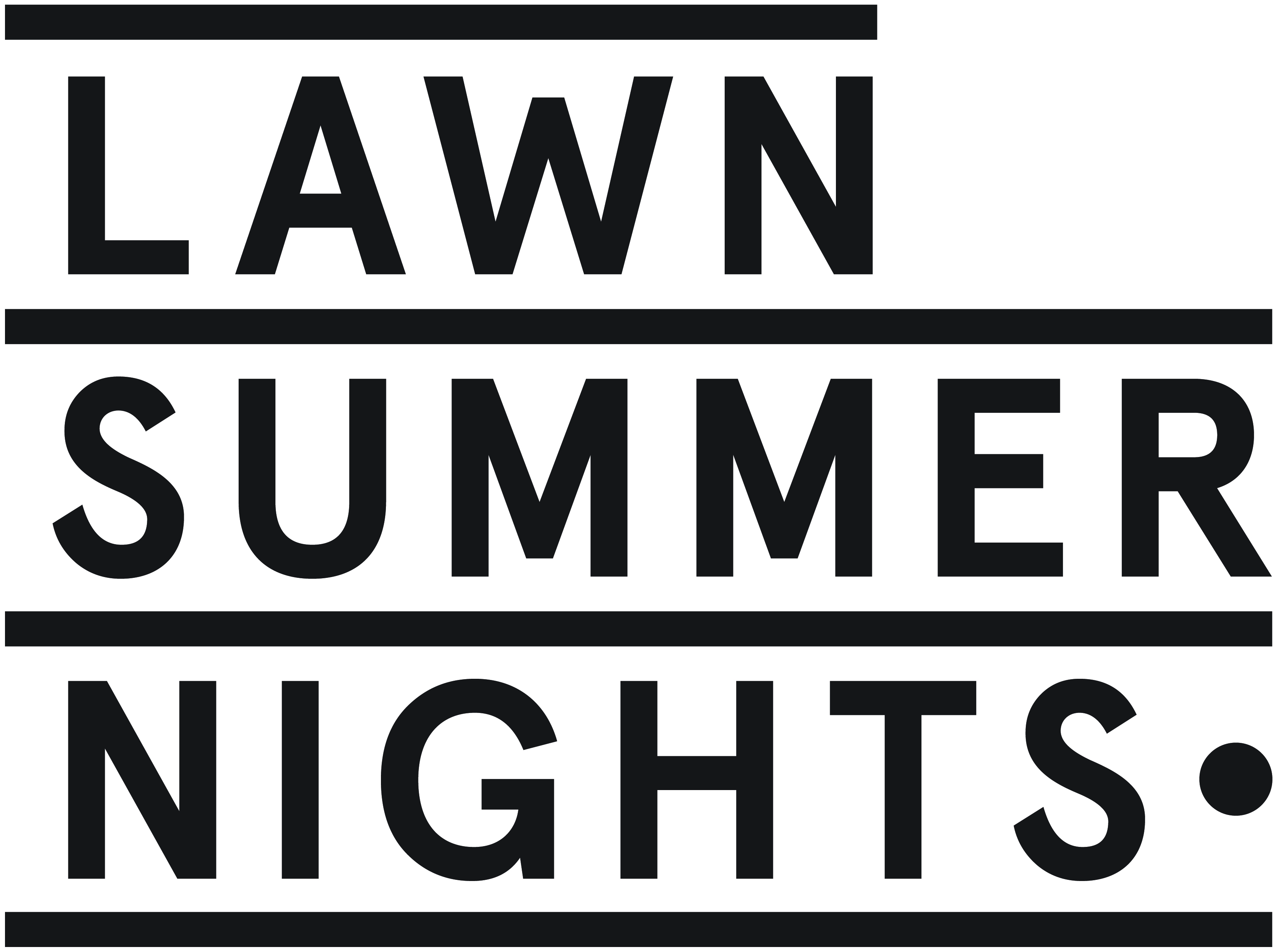 Lawn Summer Nights Logo