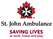 St. John Ambulance NS & PEI Logo