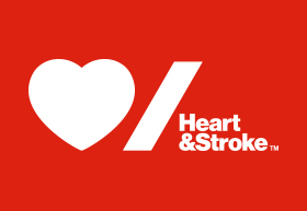 Heart and Stroke Foundation | PEI Logo